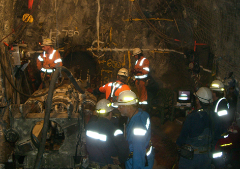 Beaconsfield miners rescue